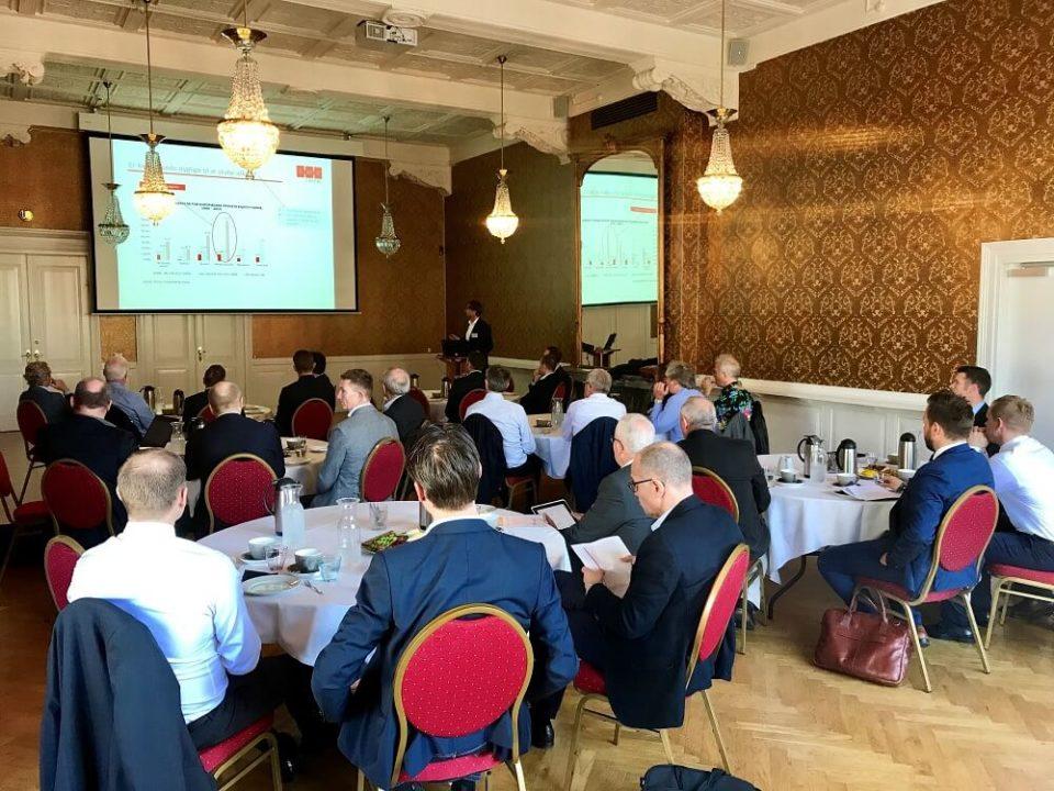 SMV Capital afholdte årsmøde